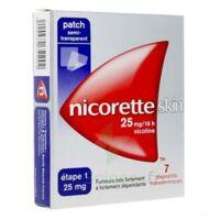 Nicoretteskin 25 mg/16 h Dispositif transdermique B/28 à La Ricamarie