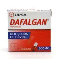 DAFALGAN 500 mg Gélules 2plq/8 (16) à La Ricamarie