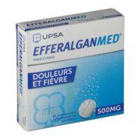 Efferalganmed 500 Mg, Comprimé Effervescent Sécable à La Ricamarie