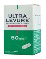 ULTRA-LEVURE 50 mg Gélules Fl/50 à La Ricamarie