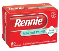 Rennie Sans Sucre, Comprimé à Croquer à La Ricamarie