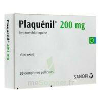 Plaquenil 200 Mg, Comprimé Pelliculé à La Ricamarie