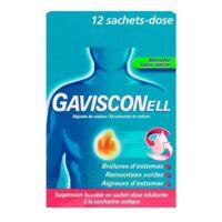 Gavisconell Suspension Buvable Sachet-dose Menthe Sans Sucre 12sach/10ml à La Ricamarie