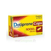 DOLIPRANECAPS 1000 mg Gélules Plq/8 à La Ricamarie