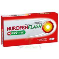 NUROFENFLASH 400 mg Comprimés pelliculés Plq/12 à La Ricamarie