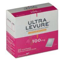 Ultra-levure 100 Mg Poudre Pour Suspension Buvable En Sachet B/20 à La Ricamarie