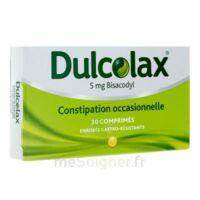 DULCOLAX 5 mg Comprimés enrobés gastro-résistants Plq/30 à La Ricamarie