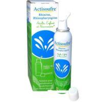 Actisoufre Solution Pour Pulvérisation Buccale/nasale En Flacon Pressurisé Fl Press/100ml à La Ricamarie
