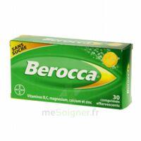 Berocca Comprimés effervescents sans sucre T/30 à La Ricamarie