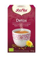 Yogi Tea Detox à La Ricamarie