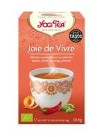 Yogi Tea Joie de Vivre à La Ricamarie