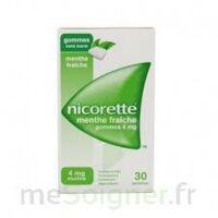 Nicorette 4 Mg Gom à Mâcher Médic Sans Sucre Menthe Fraîche Plq/30gom à La Ricamarie