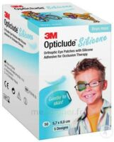 Opticlude Design Boy Pansement orthoptique silicone maxi 5,7x8cm à La Ricamarie