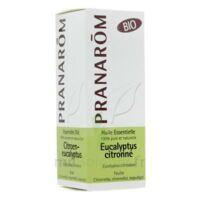 Huile Essentielle Eucalyptus Citronne Bio Pranarom 10 Ml à La Ricamarie