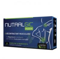 Nutralgic Muscle Comprimés décontractant musculaire B/14 à La Ricamarie
