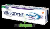 Sensodyne Rapide Pâte dentifrice dents sensibles 75ml à La Ricamarie
