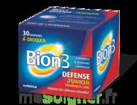Bion 3 Défense Junior Comprimés à croquer framboise B/30 à La Ricamarie