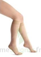 Thuasne Venoflex Secret 2 Chaussette femme beige naturel T4L à La Ricamarie