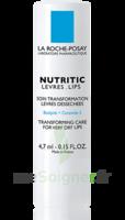 Nutritic Stick Lèvres Sèche Sensibles Etui/4,7ml à La Ricamarie
