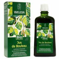 Weleda Jus de Bouleau Bio 200ml à La Ricamarie