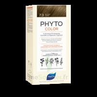 Phytocolor Kit Coloration Permanente 7.3 Blond Doré à La Ricamarie