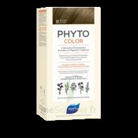 Phytocolor Kit Coloration Permanente 8 Blond Clair à La Ricamarie
