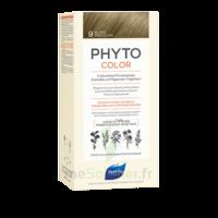 Phytocolor Kit Coloration Permanente 9 Blond Très Clair à La Ricamarie