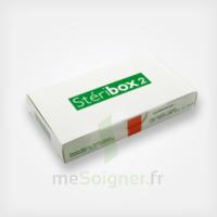 Stéribox Kit prévention et hygiène pour les toxicomanes avec seringues 100UI/ml à La Ricamarie