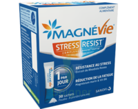 Magnevie Stress Resist Poudre orale B/30 Sticks à La Ricamarie