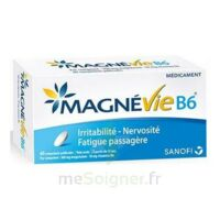 Magnevie B6 100 mg/10 mg Comprimés pelliculés Plaq/60 à La Ricamarie