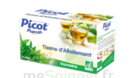 Picot Maman Tisane d'allaitement Verveine 20 Sachets à La Ricamarie