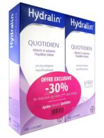 Hydralin Quotidien Gel Lavant Usage Intime 2*200ml à La Ricamarie