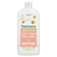 Natessance Crème douche lait d'anesse camomille 500ml à La Ricamarie