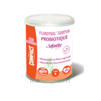 Florgynal Probiotique Tampon périodique avec applicateur Mini B/9 à La Ricamarie