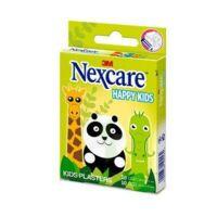 Nexcare Sensitive Soft Happy Kids Pansements Microporeux Animaux 2 Tailles B/20 à La Ricamarie