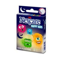 Nexcare Sensitive Soft Happy Kids Pansements Microporeux Monstres 2 Tailles B/20 à La Ricamarie