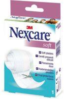 Nexcare Soft Pansement à Découper Blanc 8cmx1m à La Ricamarie