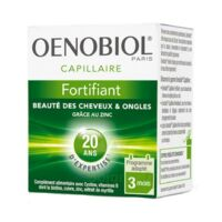 Oenobiol Capillaire Comprimés sublimateur B/180 à La Ricamarie
