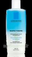 Respectissime Lotion waterproof démaquillant yeux 125ml à La Ricamarie