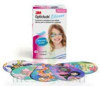OPTICLUDE DESIGN GIRL Pansements orthoptiques silicone maxi 5,7x8cm B/50 à La Ricamarie