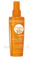 Photoderm Bronz SPF50+ Spray 200ml à La Ricamarie