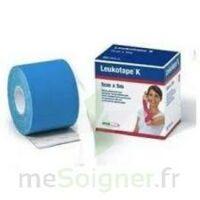 LEUKOTAPE K Sparadrap bleu 2,5cmx5m à La Ricamarie