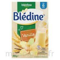 Bledina - Céréales bébé dès 6 mois saveur vanille à La Ricamarie