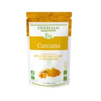 Herbesan Curcuma Bio Poudre 200g à La Ricamarie