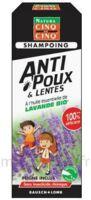 Cinq sur Cinq Natura Shampooing anti-poux lentes lavande 100ml à La Ricamarie