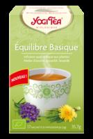 Yogi Tea Equilibre Basique 17 Sachets à La Ricamarie