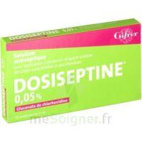 Dosiseptine 0,05 % S Appl Cut En Récipient Unidose 10unid/5ml