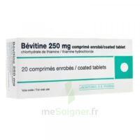 BEVITINE 250 mg Cpr enr Plq/20 à La Ricamarie