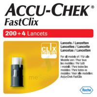 Accu-chek Fastclix Lancettes B/204 à La Ricamarie
