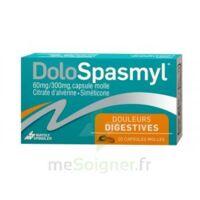 DOLOSPASMYL 60 mg/300 mg Caps molle Plq PVC/alu/20 à La Ricamarie